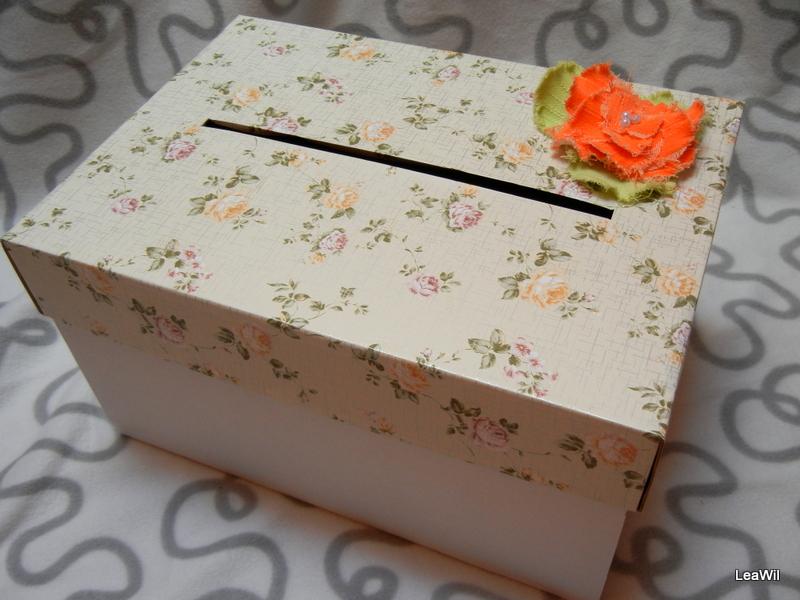 Svatebni Truhlicky Svatebni Truhlicka Oranzova I Wild Roses